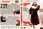 Sister Act Double Feature (1992-1993) R1 Custom Cover
