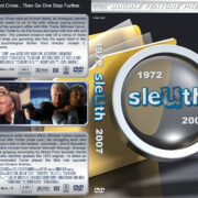 Sleuth Double Feature (1972-2007) R1 Custom Cover