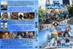 Smurfs / Smurfs 2 Double Feature (2011-2013) R1 Custom Cover