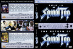 Spinal Tap Double Feature (1984-1992) R1 Custom Cover