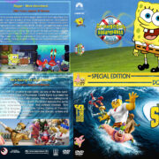 Spongebob Squarepants Double Feature (2004-2015) R1 Custom Covers