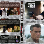 Street Kings Double Feature (2008-2011) R1 Custom Cover