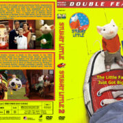Stuart Little Double Feature (1999-2002) R1 Custom Cover