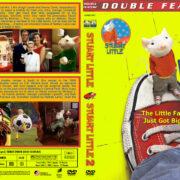Stuart Little Double Feature (1999-2002) R1 Custom Cover