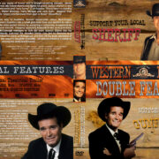 Support Your Local Sheriff / Support Your Local Gunfighter Double Feature (1968-1971) R1 Custom Cover