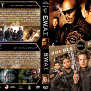 S.W.A.T. Double Feature (2003-2011) R1 Custom Covers