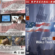 United 93 / World Trade Center Double Feature (2006) R1 Custom Covers