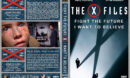 The X-Files: Fight the Future / I Want to Believe Double Feature (1998-2008) R1 Custom Cover