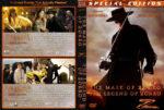 The Mask of Zorro / The Legend of Zorro Double (1998-2005) R1 Custom Cover