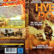 Hyena Road (2015) R2 German Blu-Ray Cover & label