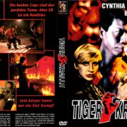Tigerkralle 1 (1991) R2 Custom German Cover