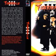 Tigerkralle 3 (2001) R2 Custom German Cover