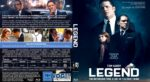 Legend (2015) R2 German Custom Blu-Ray Cover