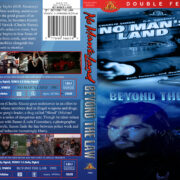 No Man's Land / Beyond The Law (Double Feature) (1987-93) R1 Custom Cover