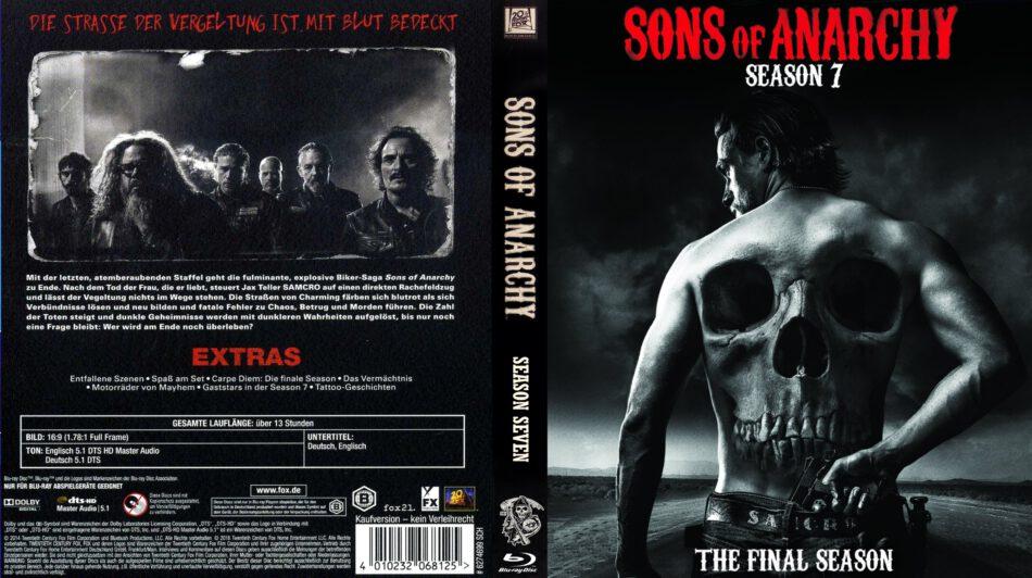 Sons Of Anarchy Staffel 7 Deutsch Dvd