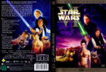 Die Rückkehr der Jedi-Ritter (1983) R2 German Cover