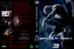 Spider-Man 3 (2007) R2 German Custom Cover