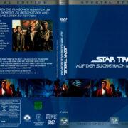 Star Trek 3: Auf der Suche nach Mr. Spock (1984) R2 German Cover