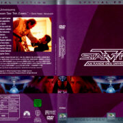 Star Trek 5: Am Rande des Universums (1989) R2 German Cover