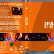 Star Trek 8: Der erste Kontakt (1996) R2 German Covers