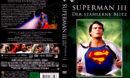 Superman III - Der stählerne Blitz (1983) R2 German Cover