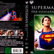Superman III – Der stählerne Blitz (1983) R2 German Cover