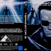 Terminator 3 – Rebellion der Maschinen (2003) R2 German Covers