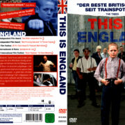 This Is England (2006) R2 German Cover