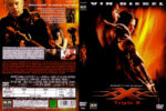 xXx – Triple X (2002) R2 German Cover