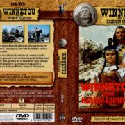 Winnetou und das Halbblut Apanatschi (1966) R2 German Cover