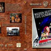 Bonnie und Clyde (1967) R2 German Cover