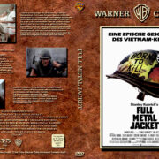 Full Metal Jacket (1987) R2 German Cover