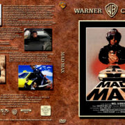 Mad Max (1979) R2 German Cover