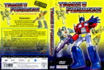 Transformers – Das Original DVD 1 (1984) R2 German Cover