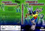 Transformers – Das Original DVD 3 (1984) R2 German Cover