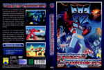 Transformers – Der Film (1986) R2 German Cover