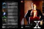 Akte X – Die unheimlichen Fälle des FBI Season 1 (1994) R2 German Cover