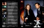 Akte X – Die unheimlichen Fälle des FBI Season 3 (1996) R2 German Cover
