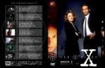 Akte X – Die unheimlichen Fälle des FBI Season 4 (1997) R2 German Cover
