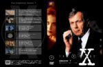 Akte X – Die unheimlichen Fälle des FBI Season 7 (2000) R2 German Cover