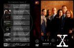 Akte X – Die unheimlichen Fälle des FBI Season 9 (2002) R2 German Cover
