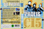 Die Profis – Staffel 1 Disc 1 (1977) R2 German Cover