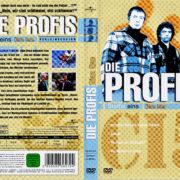 Die Profis - Staffel 1 Disc 1 (1977) R2 German Cover