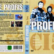 Die Profis - Staffel 1 Disc 2 (1977) R2 German Cover