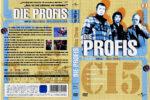 Die Profis – Staffel 1 Disc 3 (1977) R2 German Cover