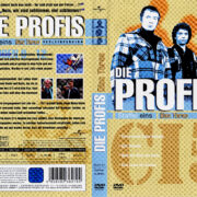 Die Profis – Staffel 1 Disc 3 (1977) R2 German Cover