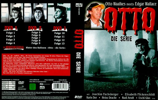 Otto - Die Serie (1995) R2 German Cover