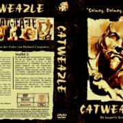 Catweazle (1970 & 1971) R2 German Cover