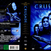 Crusade – Die komplette Serie (1999) R2 German Cover