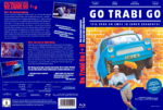 Go Trabi Go 1&2 (1992) R2 German Custom Blu-Ray Cover